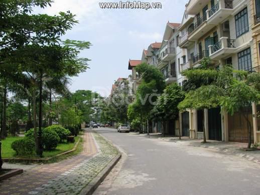 Bán nhà Liền kề khu đô thị Trung Yên, Yên Hòa