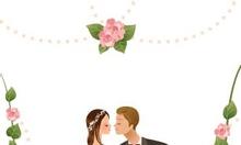 In thiệp cưới giá rẻ, mẫu mã đa dạng tại Hà Nội