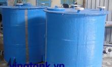 Bồn xi mạ, bồn chứa hóa chất bằng vật liệu FRP