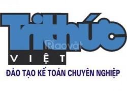 Học thử kế toán tại Tri Thức Việt