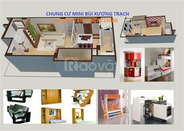Chung cư mini Bùi Xương Trạch, Thanh Xuân,50m2-2pn