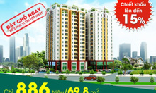 Can ho 27 truong chinh, 868tr/can 70m2,