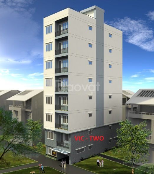 Bán chung cư giá rẻ 990 triệu/căn (2 phòng ngủ)