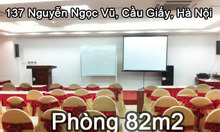 Cho thuê hội trường, hội thảo, phòng họp Hà Nội