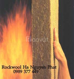 Tấm chống cháy bảo ôn Rockwool