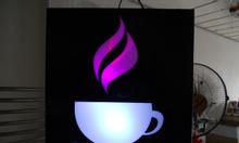 Đèn trang trí, quảng cáo quán cafe