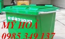 Thùng rác văn phòng 120l,95l,240l LH:0985349137