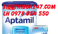 Sữa Aptamil Đức, Gallia, Novalac, Nutriben