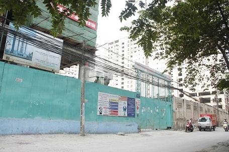 CC Phú Gia cạnhHapulico sắpnhận nhà, tặng quà lớn
