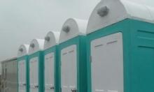 Cho thuê nhà vệ sinh di động Composite