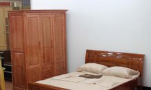 Giường ngủ siêu gỗ tự nhiên