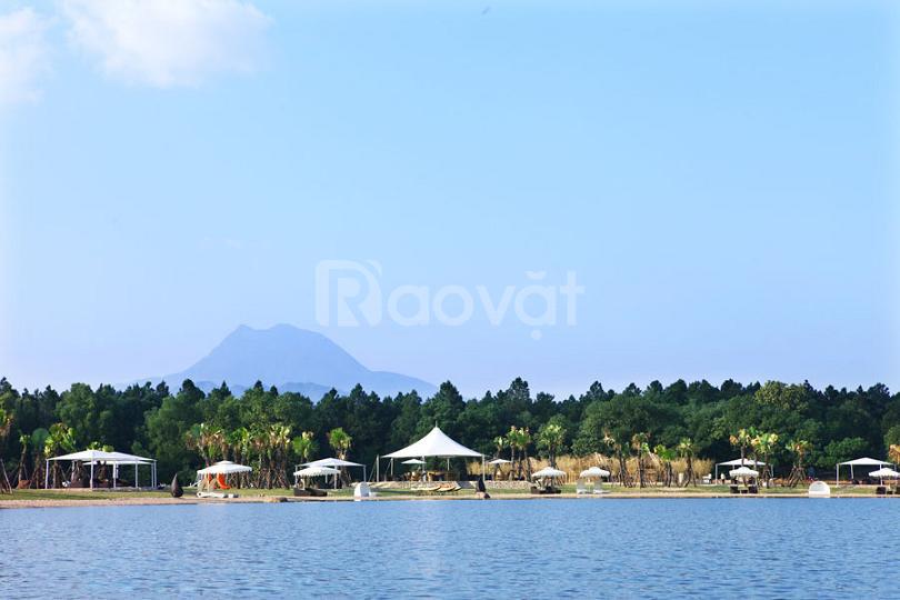 Biệt thự Flamingo Villa 6 Đại Lải giá hấp dẫn nhất