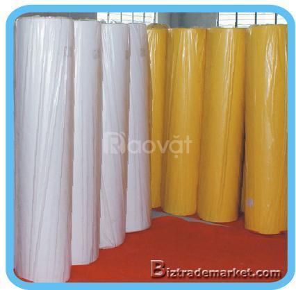 Vải không dệt dùng cho may túi xách, lót nệm