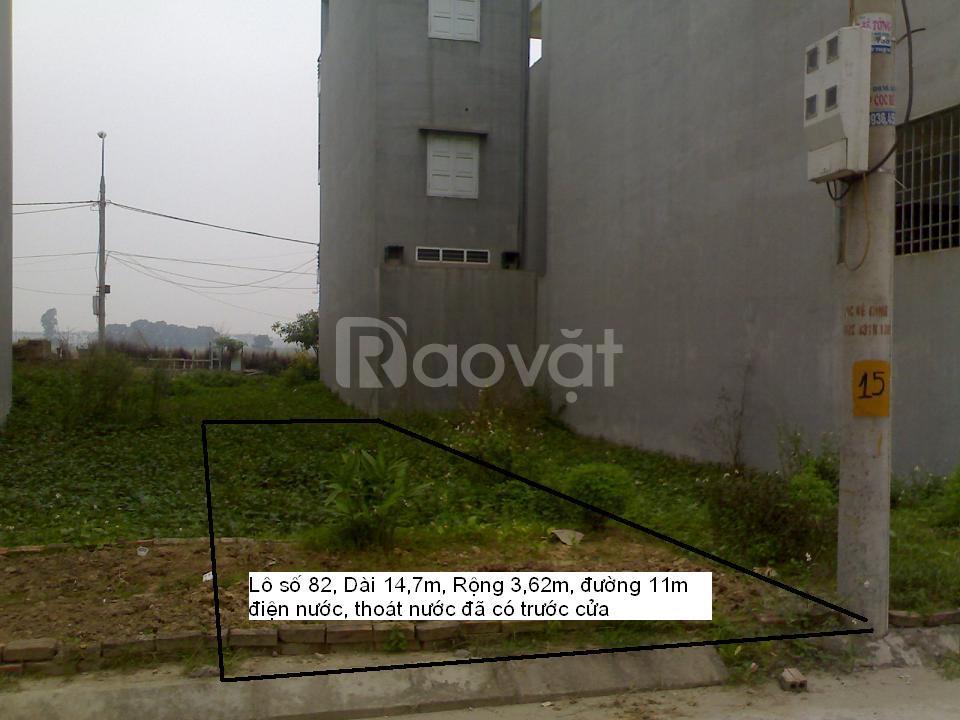 Bán 53m2 khu giãn dân Đa Sỹ, Hà Đông