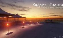 SUNSET SANATO. Biệt thự biển tại Phú Quốc, 2tỷ