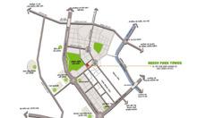Bán CCCC Green Park nội thất hiện đại giá 2,7 tỷ.