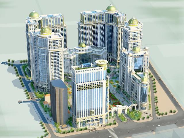 Bán chung cư Royal City 88.3m2 giá 2,85 tỷ