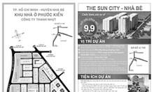 The Sun City - Phước Kiển,29 lô đẹp nhất 9tr/m2