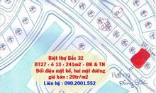 █▐▐ Bán Biệt thự Bắc 32, khu đô thị Lideco