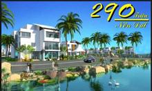 Đất nhà bè giá rẻ 290tr, Nam Sài Gòn Riverside