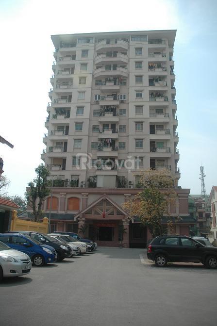 Cho thuê chung cư Ba Đình tòa số 6 Đội Nhân.