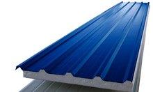 Tôn PU 5 sóng chống nóng mái tôn nhà xưởng