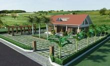 Hỗ trợ xây nhà vườn 115m2 chỉ 250 triệu