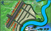 Nam Sài Gòn Riverside_ đất nền giá rẻ Nhà Bè