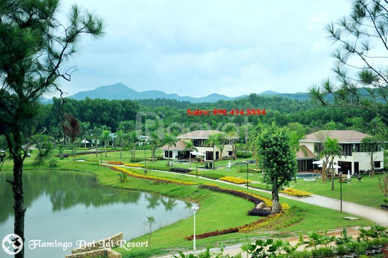 Biệt thự Flamingo Đại Lải Resort số 1 miền Bắc