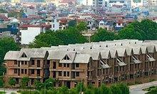 Bán Liền Kề Thanh Hà Cienco5 đường 17m