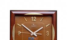 Đồng hồ treo tường, đồng hồ gỗ, đồng hồ để bàn