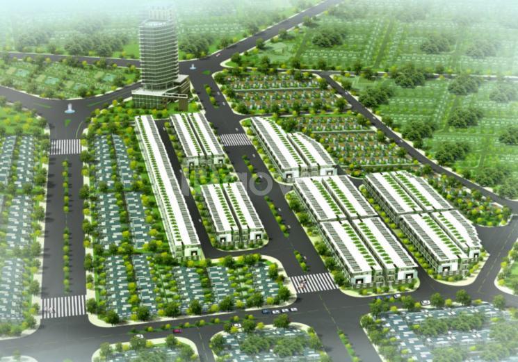 Đất Nền Nha Trang (Garden Bay) chỉ 340tr/nền