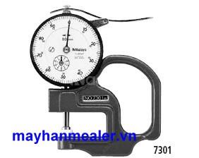 Đồng hồ đo độ dày Mitutoyo 7301