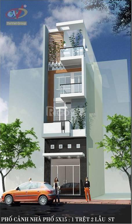 Nhà Giá Rẻ 790tr mặt tiền cạnh Phú Mỹ Hưng