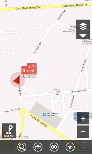 Thị xã Tây Ninh. Cần bán nhà mặt tiền.