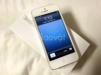Bán Iphone 5_32Gb Trắng Fullbox 0909 127 624.