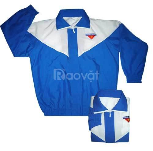 Cty may giá rẻ, xưởng áo khoác, áo gió giá rẻ