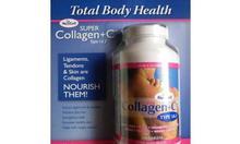 Collagen + c chăm sóc da, tóc, móng