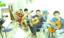 Khóa học guitar cơ bản dành cho người bắt đầu