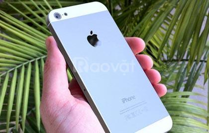 Bán iphone 5_64gb word, màu trắng,7tr8 (ảnh 2)