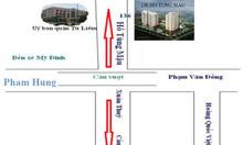 Bán chung cư 136 Hồ Tùng Mậu _ Từ Liêm