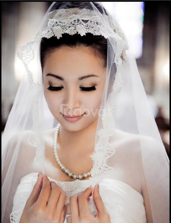 Trang điểm cưới đẹp