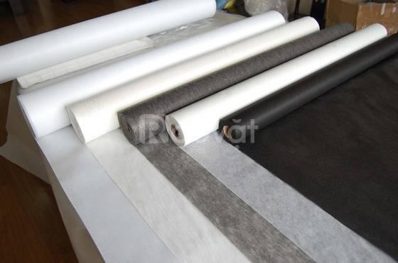 Keo dựng, vải không dệt dùng cho may mặc