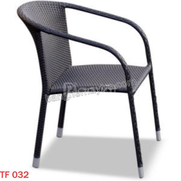 Bàn ghế mây cafe giá rẻ