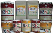 Sơn Benzo, sơn dầu giá rẻ chất lượng