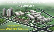 DỰ ÁN THE SUN CITY PHƯỚC KIỂN 1TỶ / 1 NỀN 120M2