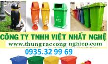 Bán thùng rác nhựa, siêu thị thùng rác