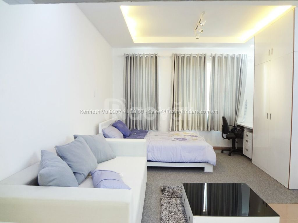 Serviced Apartment for rent in District 1, Saigon