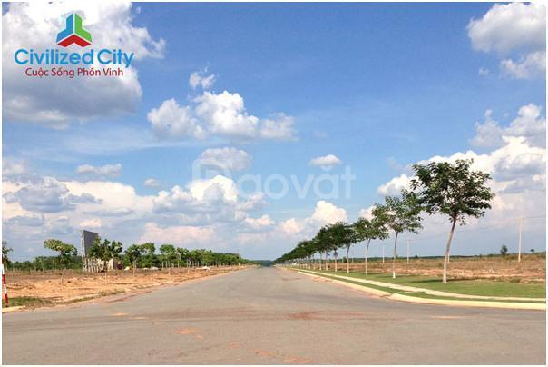 Ban dat nen du an TPM Binh Duong 160tr/nen