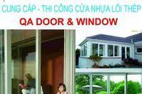 Thi công cửa nhựa lõi thép tại Đông Hà Quảng Trị